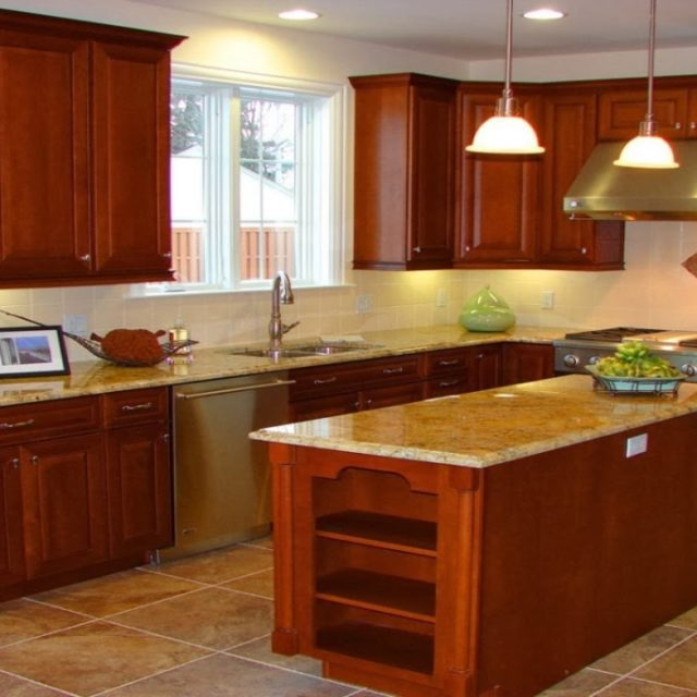 Design a Stunning Kitchen With Black Countertops