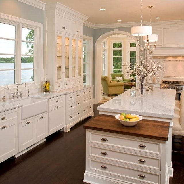Re-organize Your Kitchen With Elegant Brookhaven Cabinets And Smart Appliances