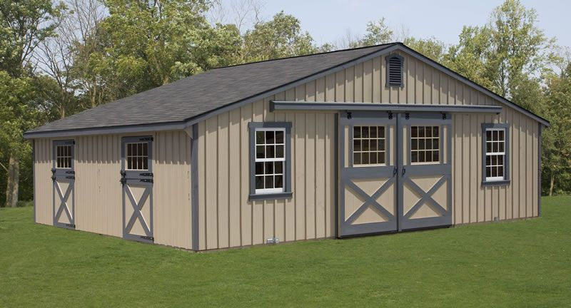 The Advantages of a Factory Part Barn