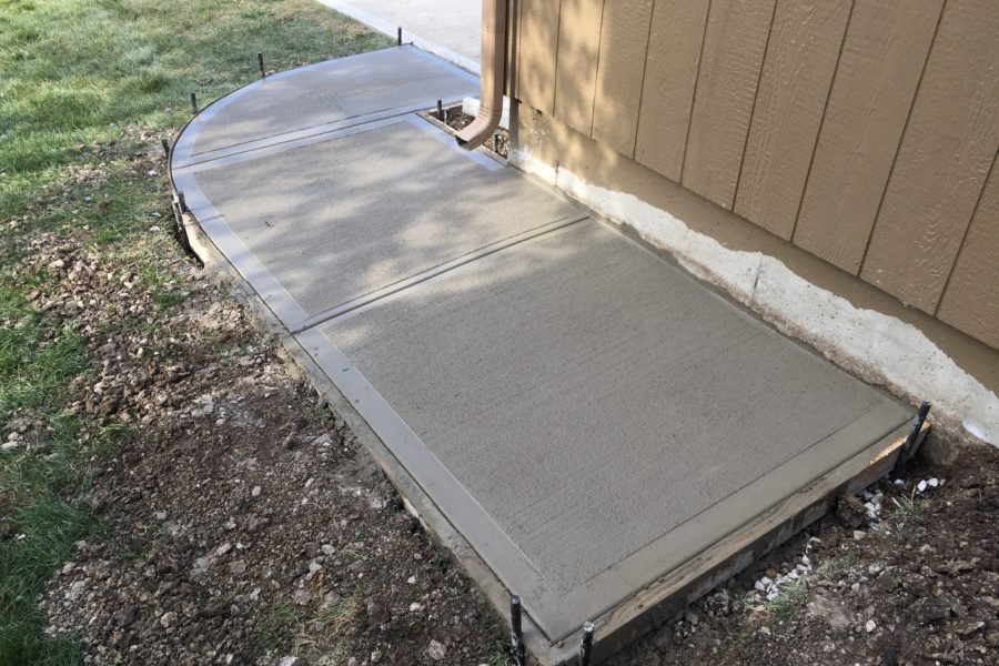 Reasons You May Want to Install A Concrete Pad