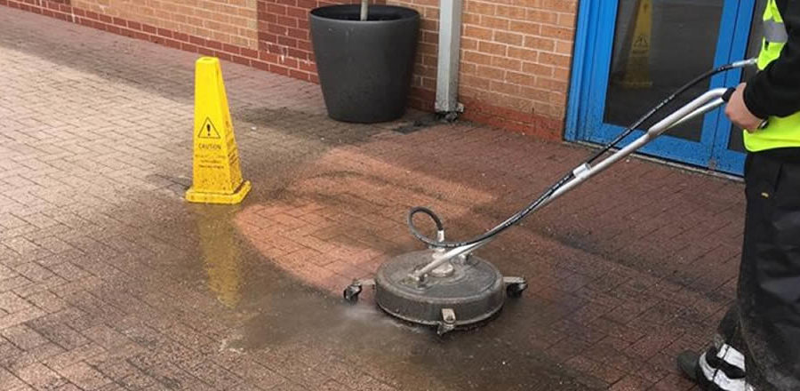 What Areas of Your Property Can Benefit from Pressure Washing?