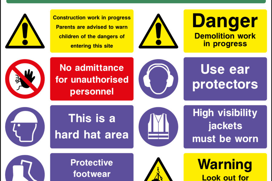 10 Construction Site Musts For Employee Health & Safety