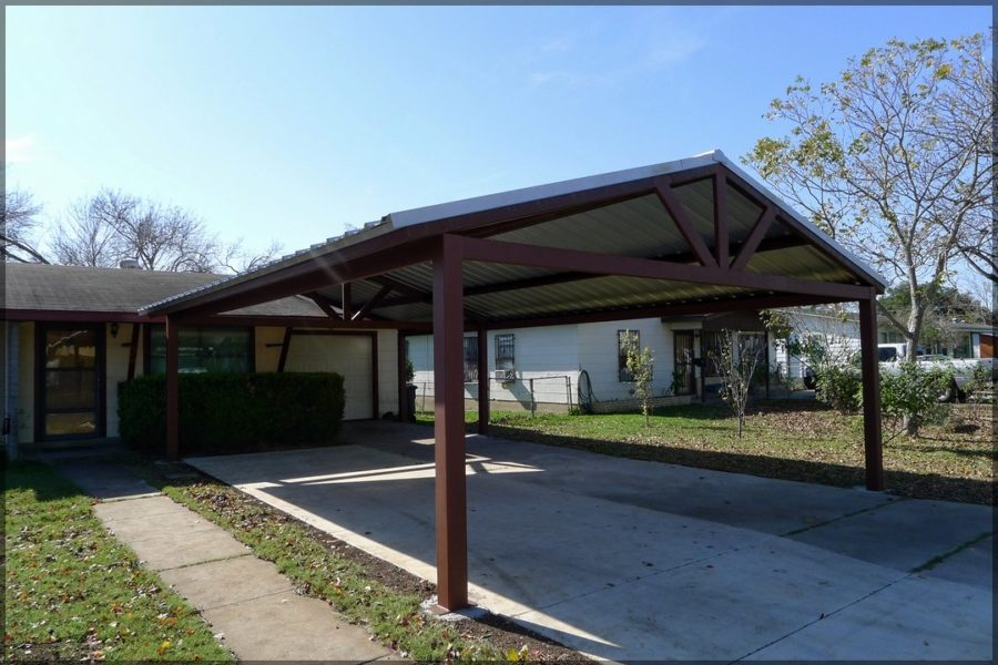 3 Ways to Make your Carport Stand Out