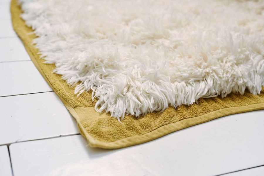 Is it possible to keep your rug clean?