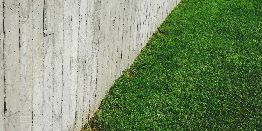 What should you keep in mind when recreating your lawns?