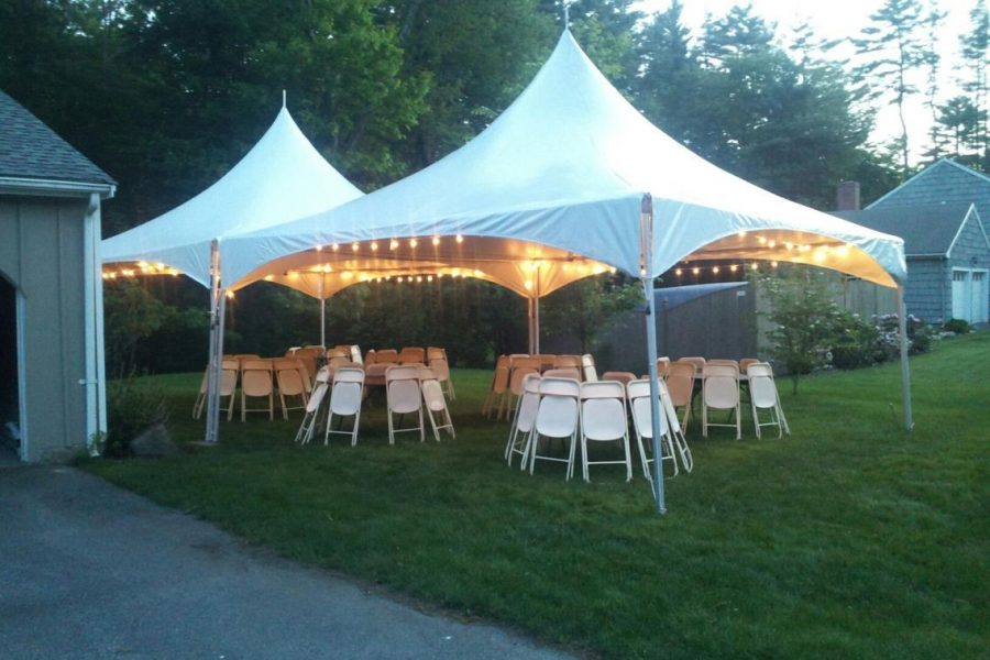 Ways to make people enjoy at the party tent