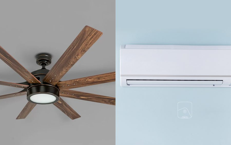 Ceiling Fan Installation vs. Air Conditioning: Pros & Cons