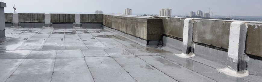 The Most Common Commercial Roofing Problems