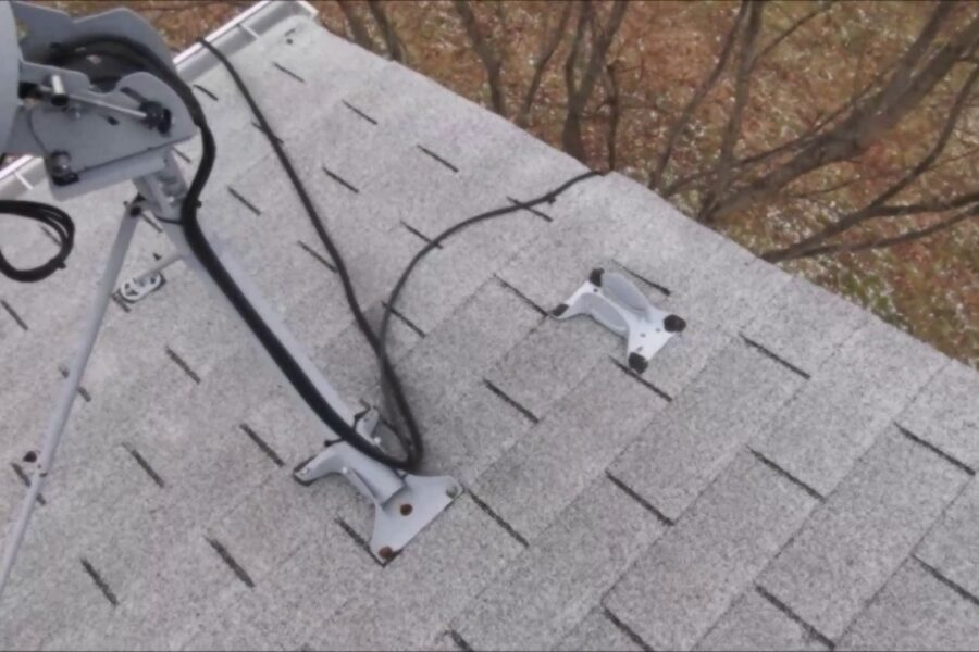 Top 3 Reasons Why You Should Not Mount A Satellite Dish On Roofs
