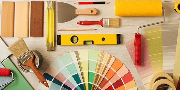 How to plan your first home improvement project